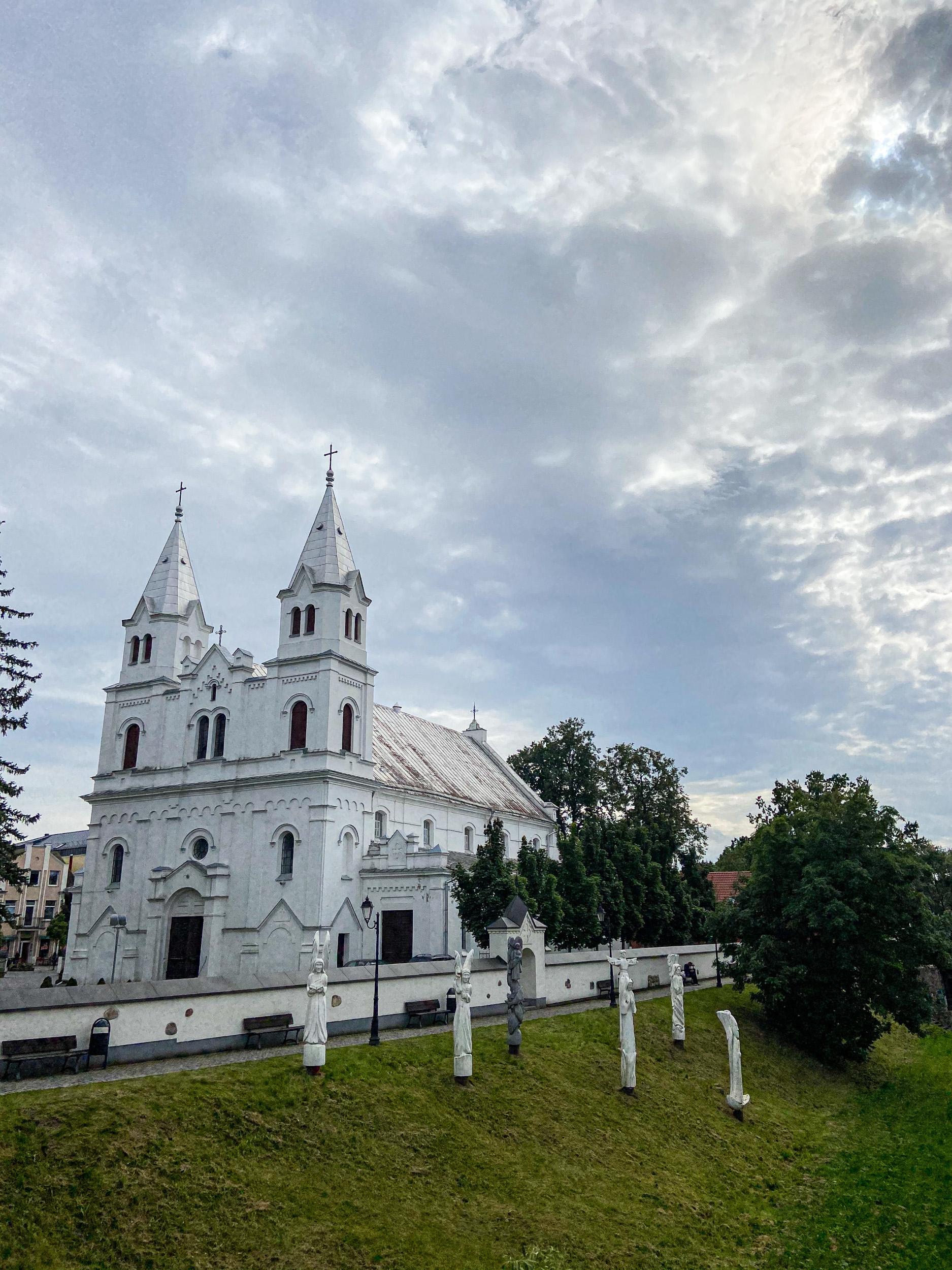 Pasvalio bažnyčia